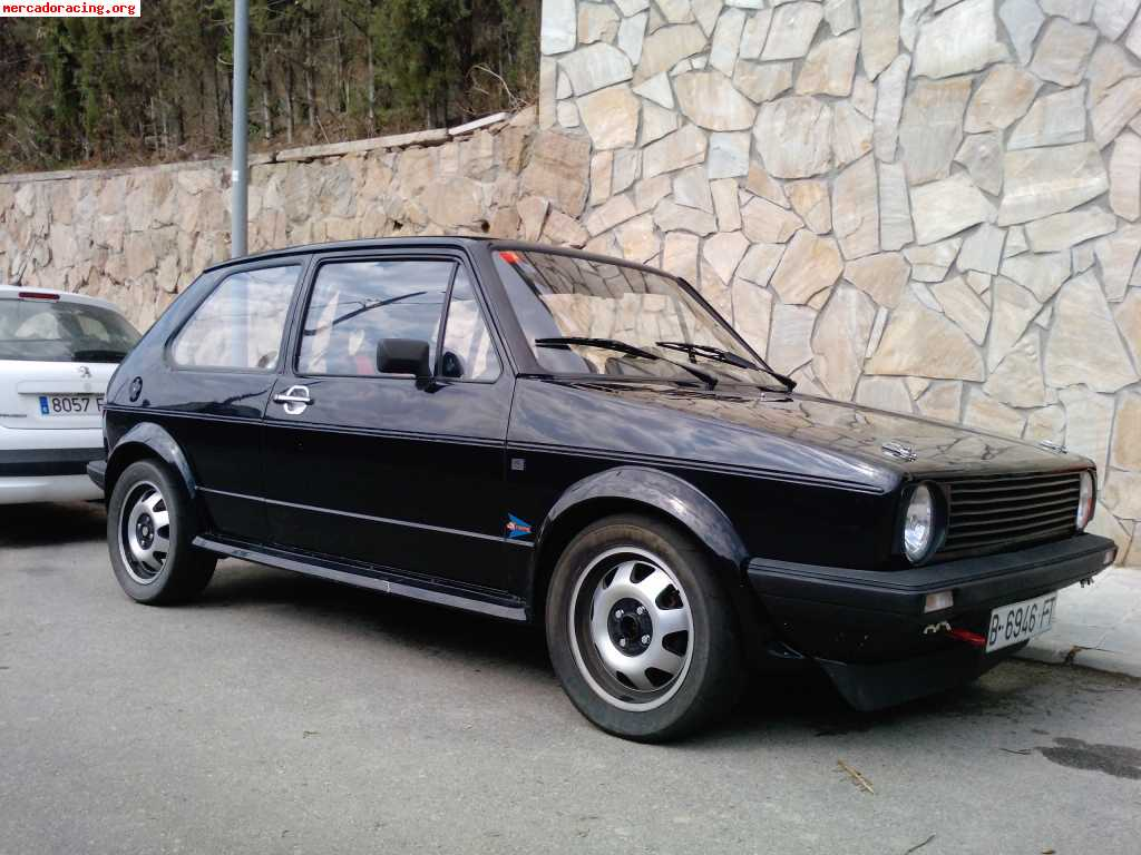 VW Golf 1 GTI photo 18