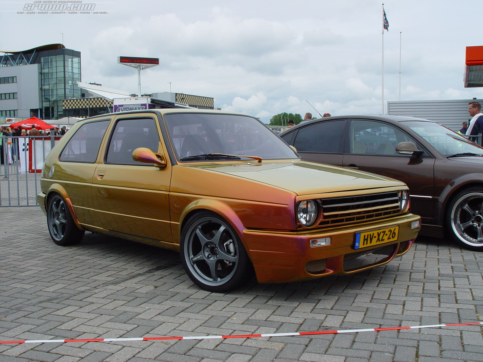 VW Golf 2 photo 07