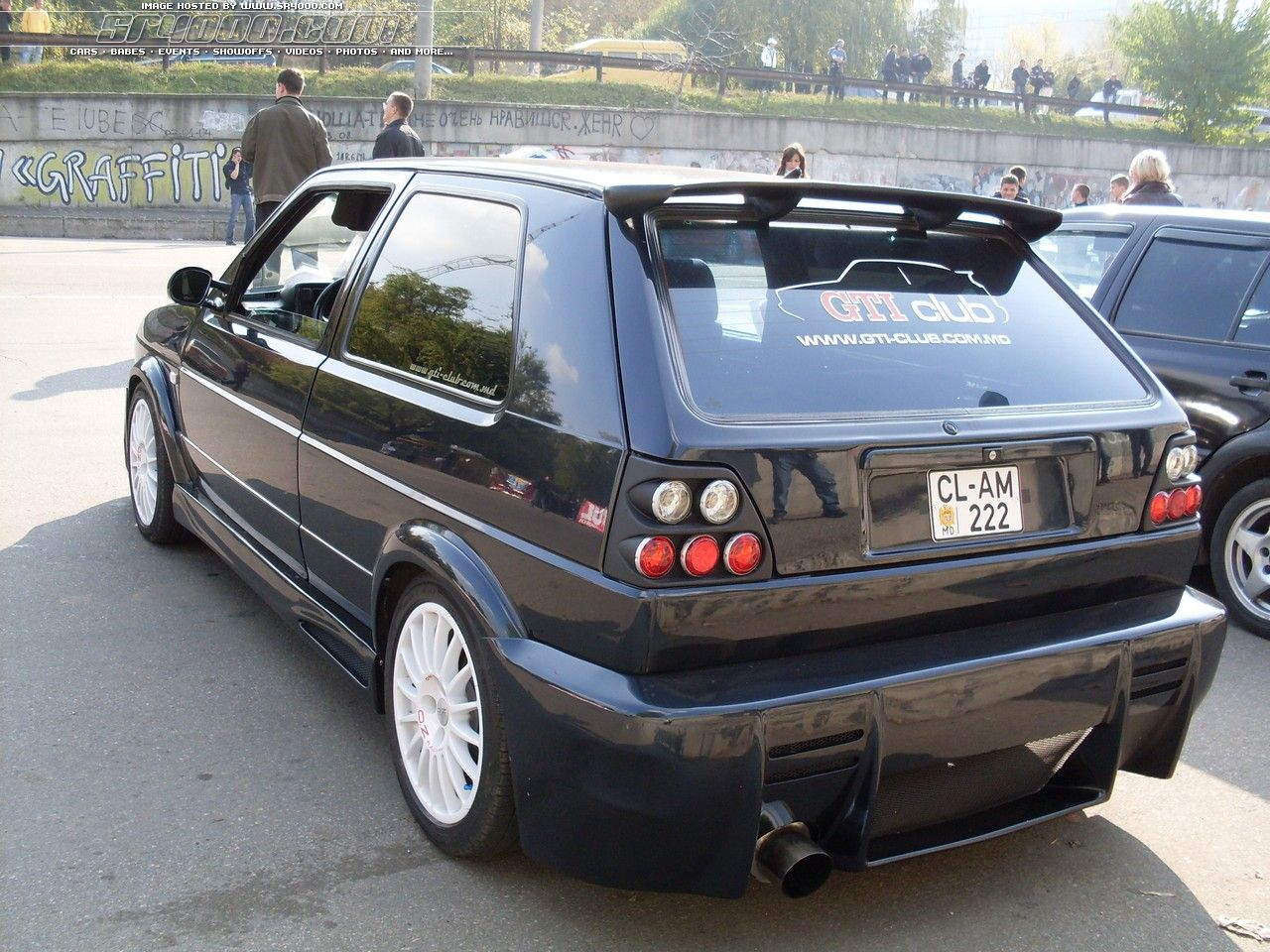 VW Golf 2 photo 10