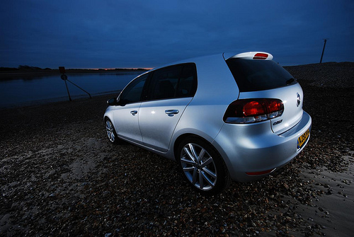 VW Golf 2.0 GT TDI image #7