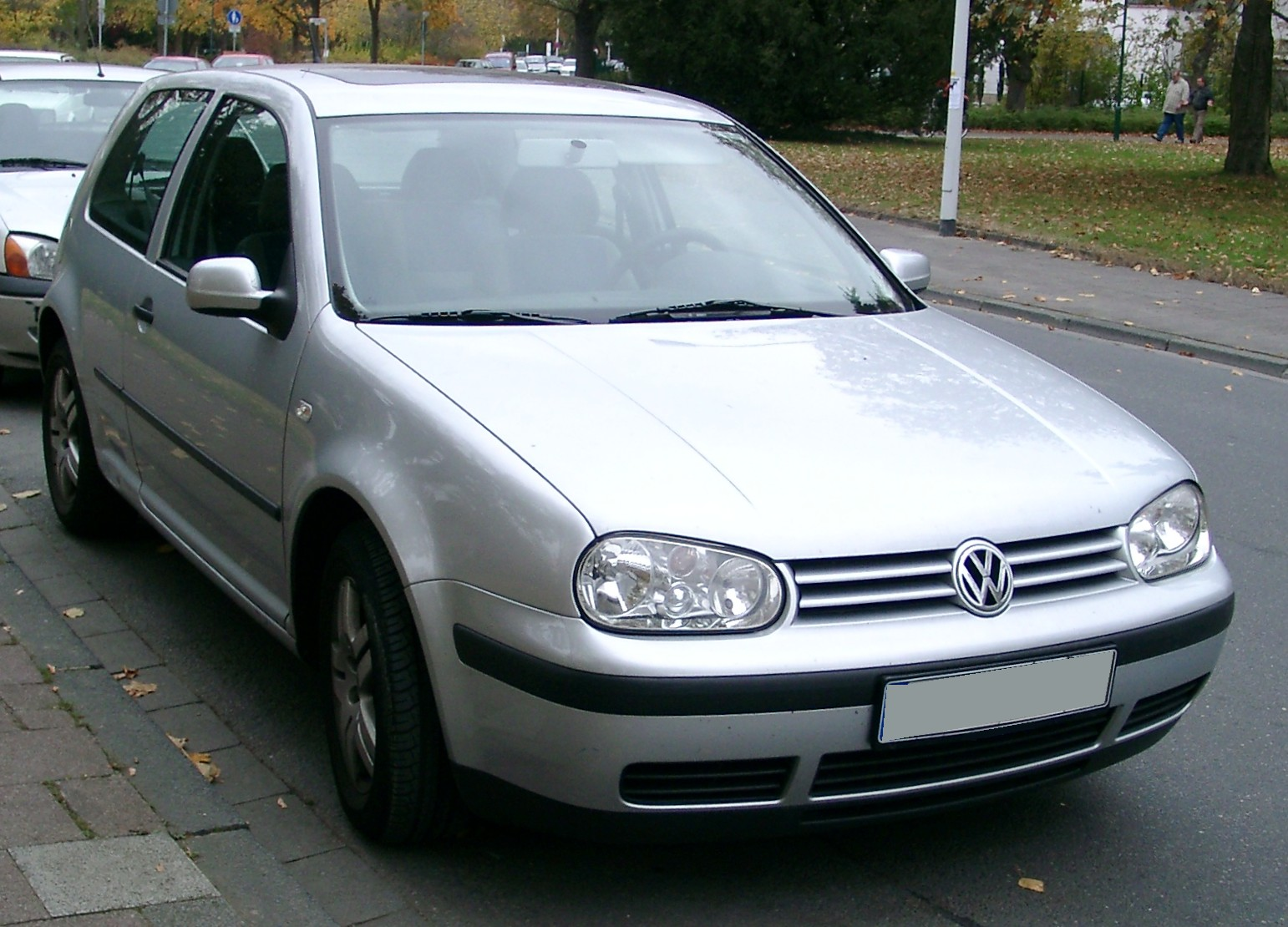 VW Golf 4 photo 02