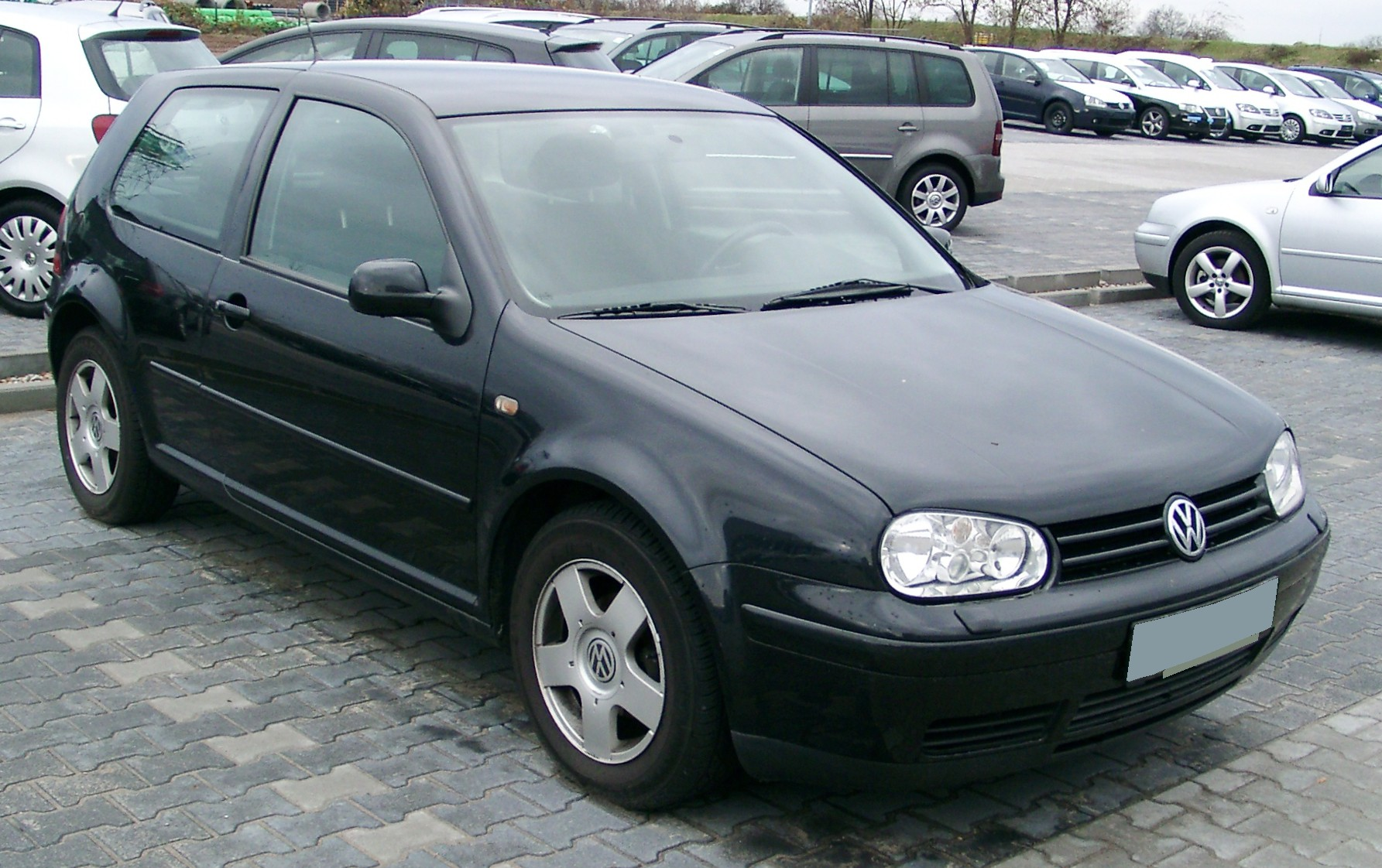 VW Golf 4 photo 04