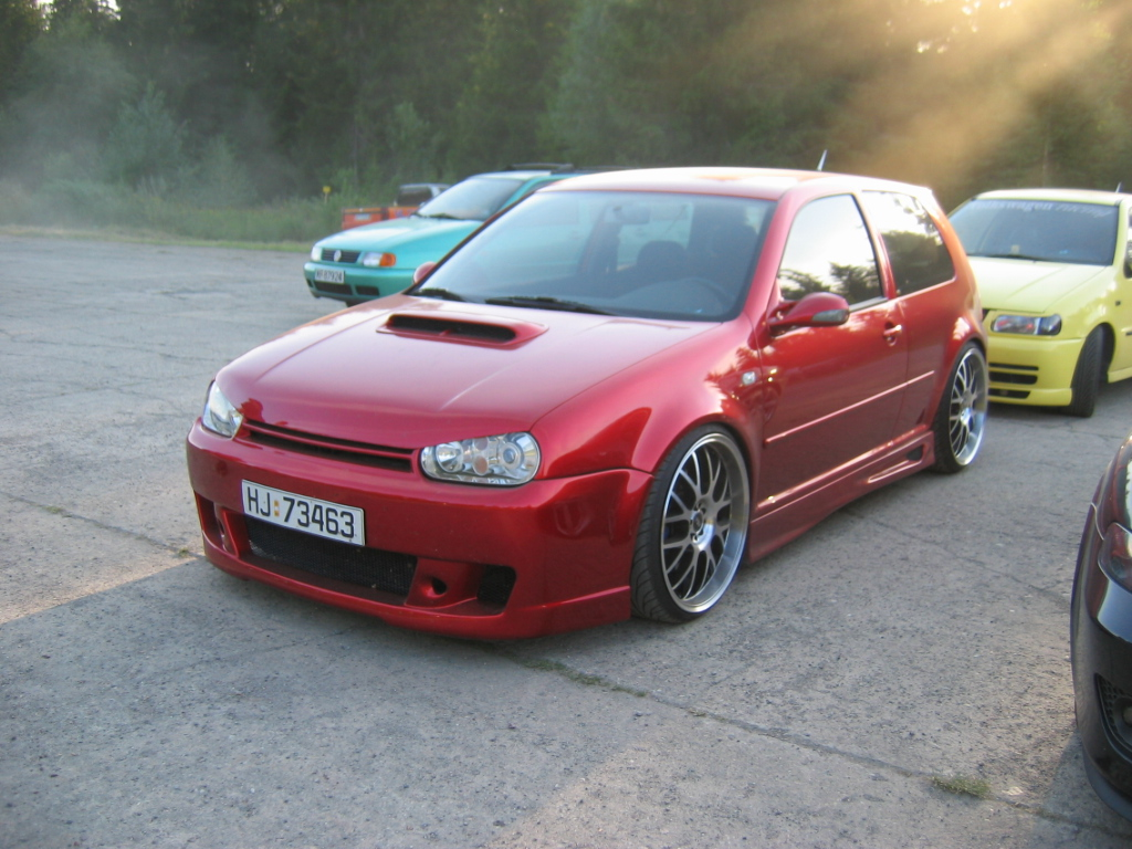 VW Golf 4 photo 06