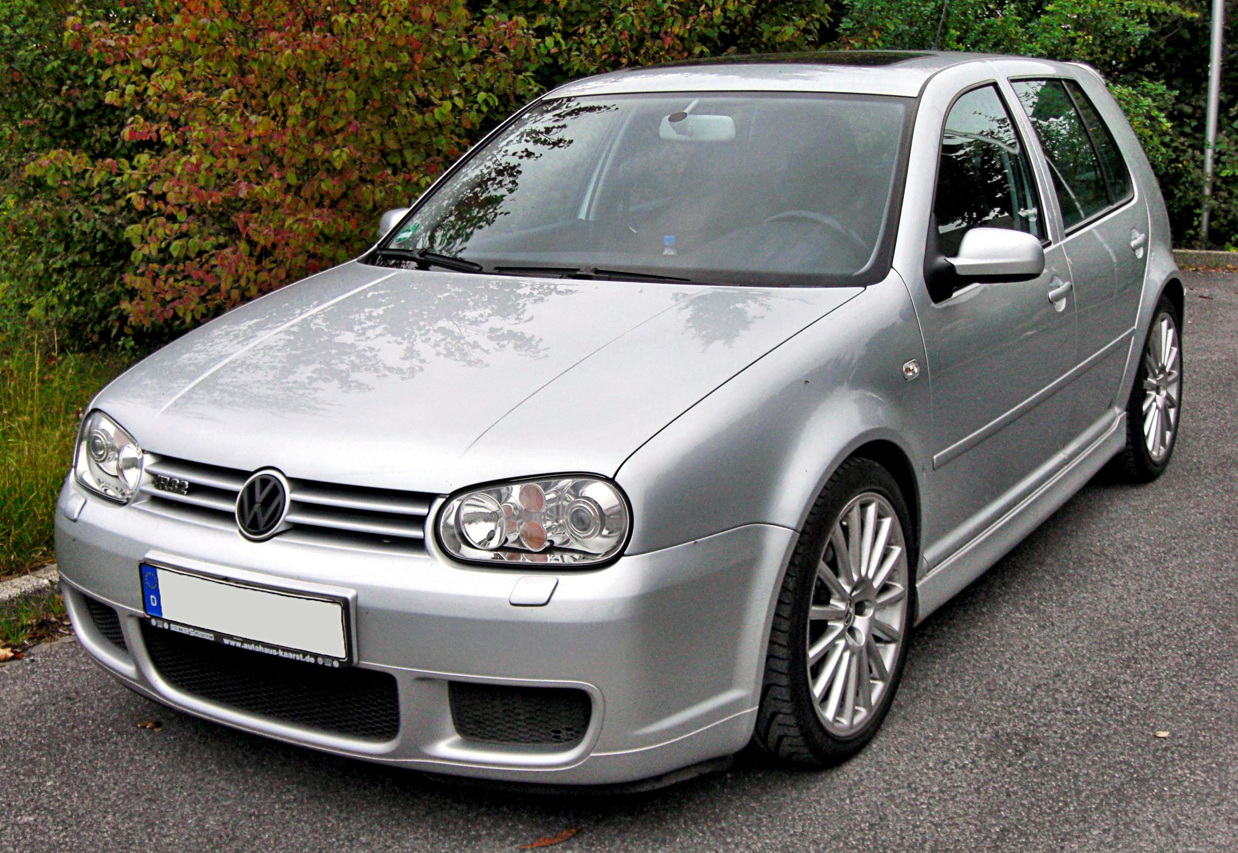 VW Golf 4 photo 08