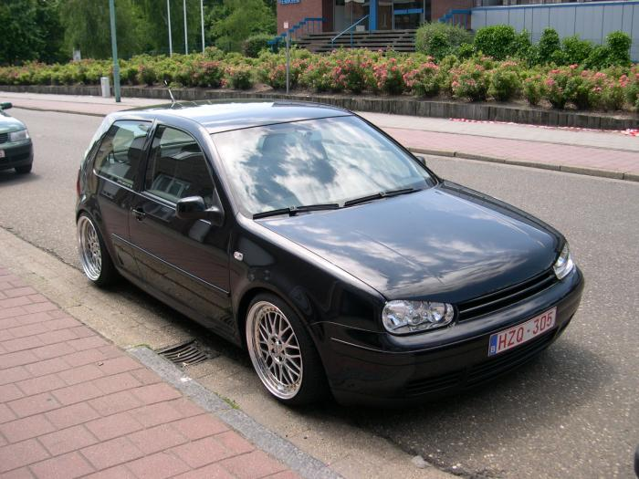 VW Golf 4 photo 09