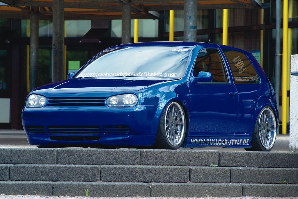 VW Golf 4 photo 11