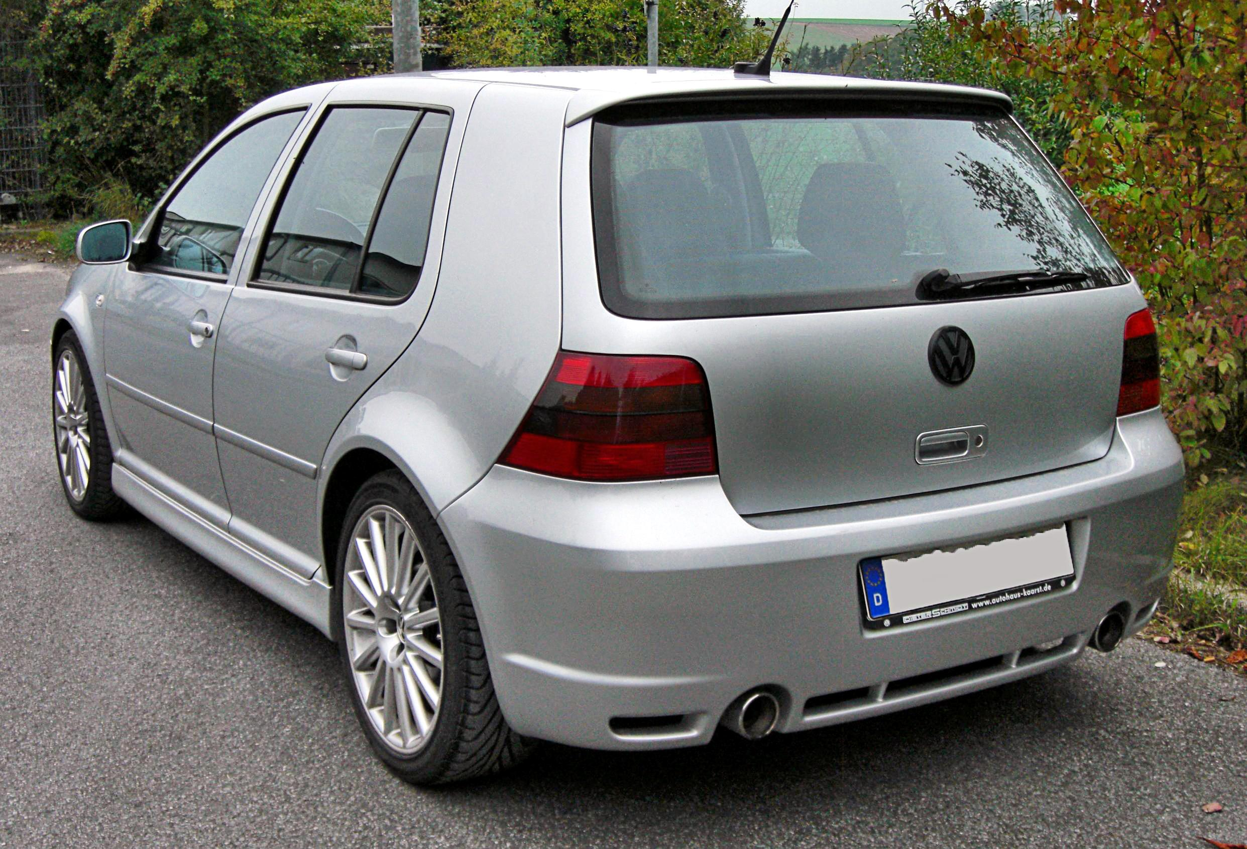 vw golf 4 r32 technical details history photos on better parts ltd