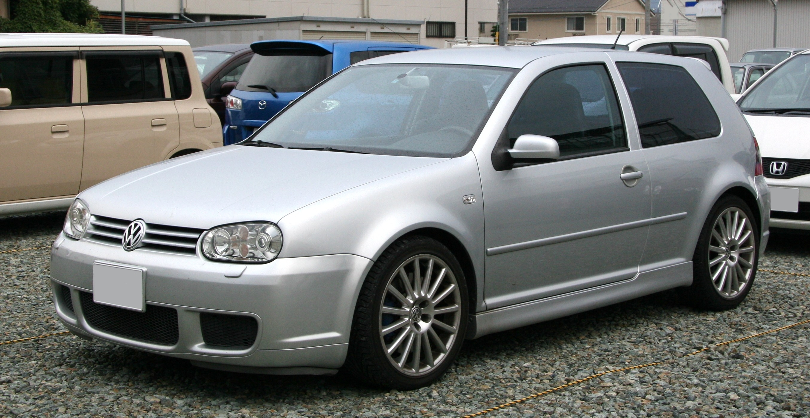 vw golf 4 r32 technical details history photos on better. Black Bedroom Furniture Sets. Home Design Ideas