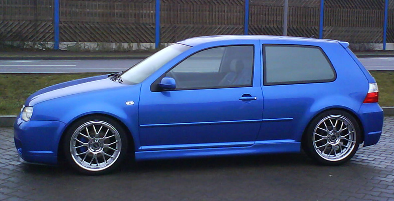 Vw Golf 4 R32 Image 16