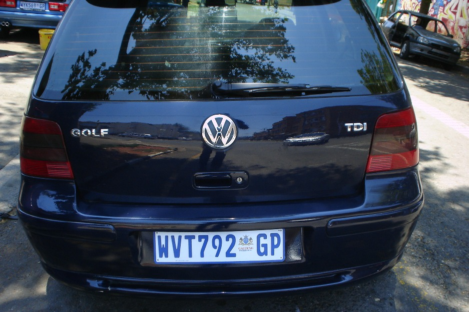 VW Golf 4 TDI image #17