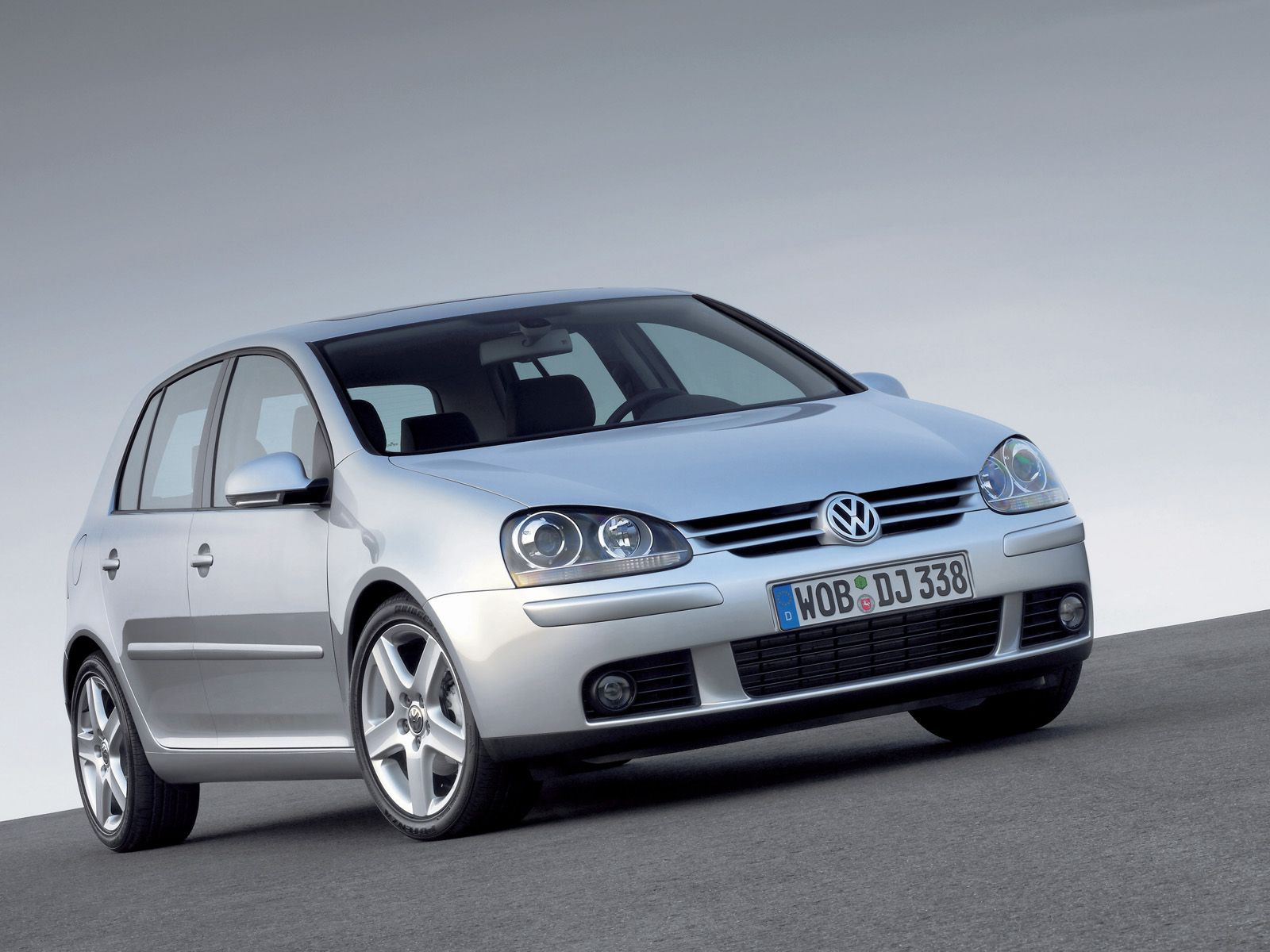 VW Golf 5 image #13