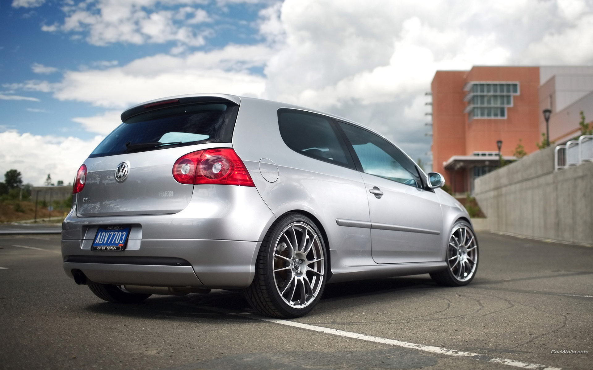 VW Golf 5 image #16