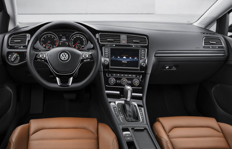 VW Golf 7 photo 01