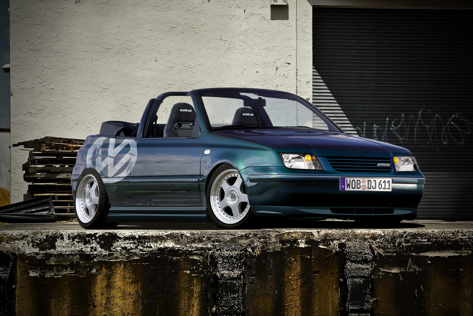 VW Golf Cabrio image #6