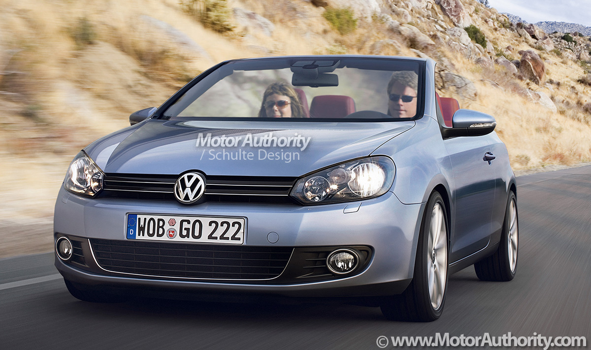 VW Golf Cabrio image #14