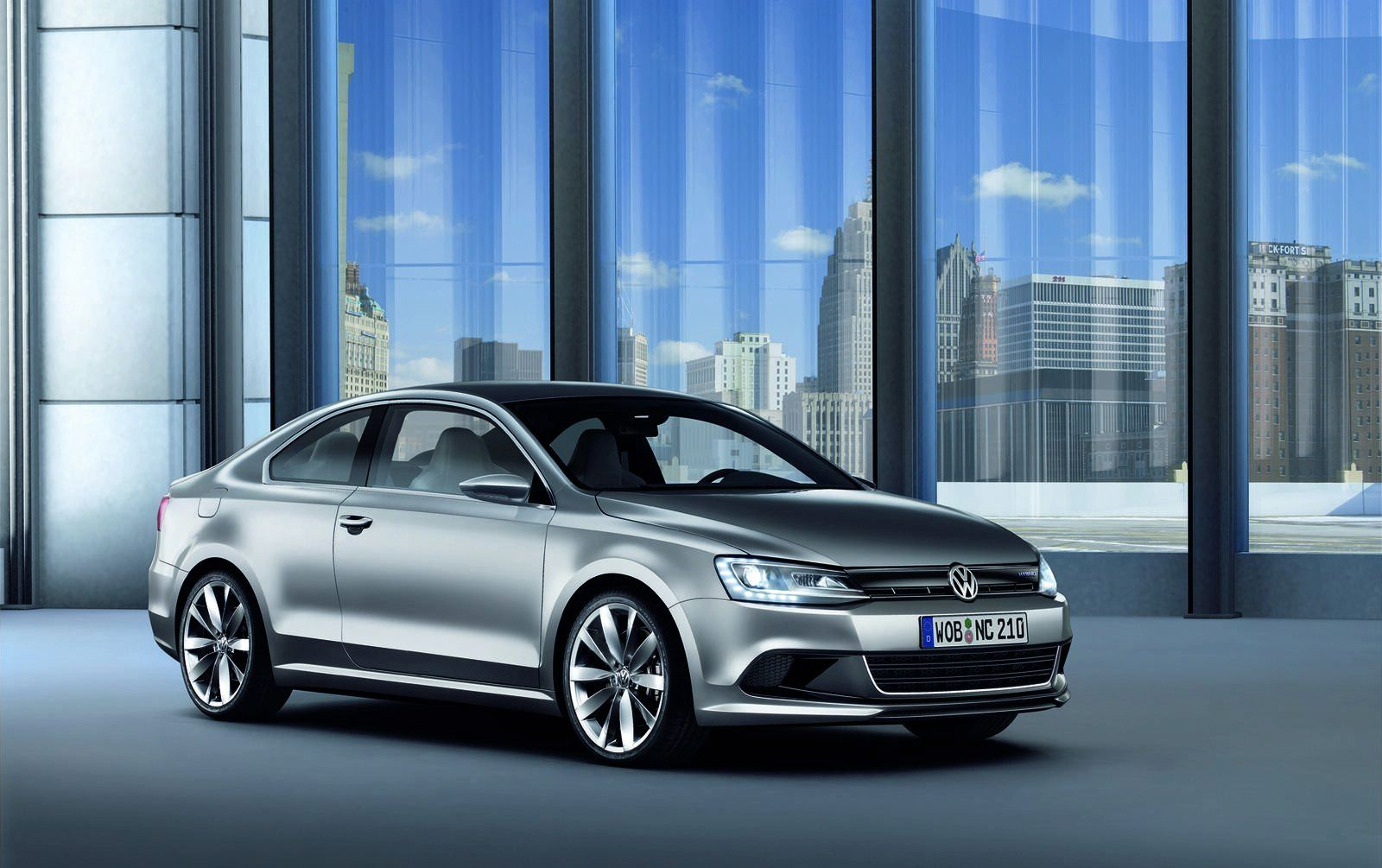 VW Golf Coupe photo 11