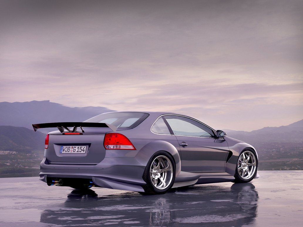 VW Golf Coupe photo 12