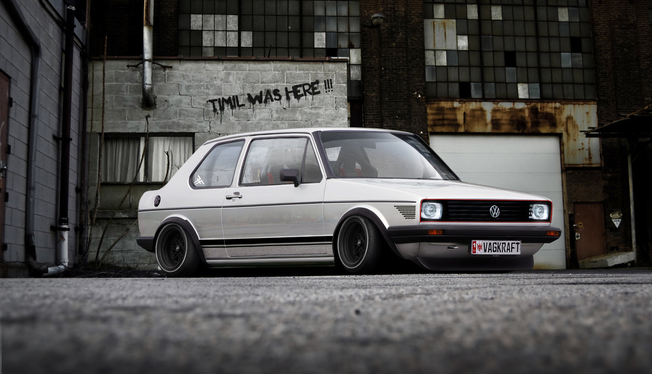 VW Golf Coupe photo 16