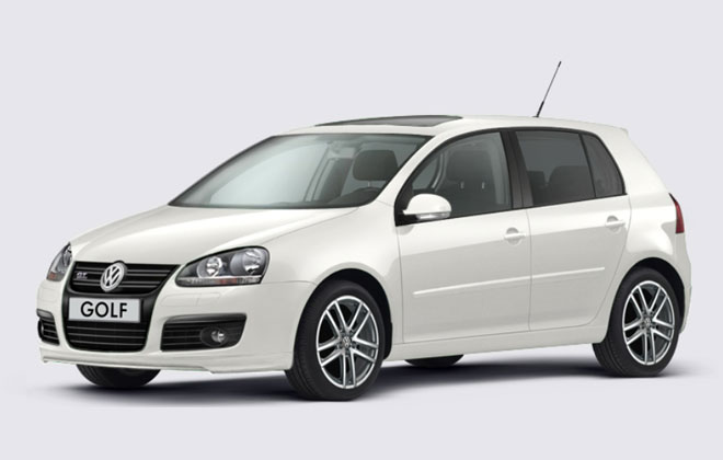 VW Golf GT 1.4 TSI photo 02