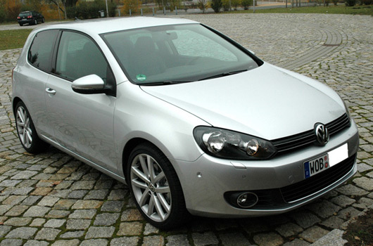 VW Golf GT 1.4 TSI photo 04