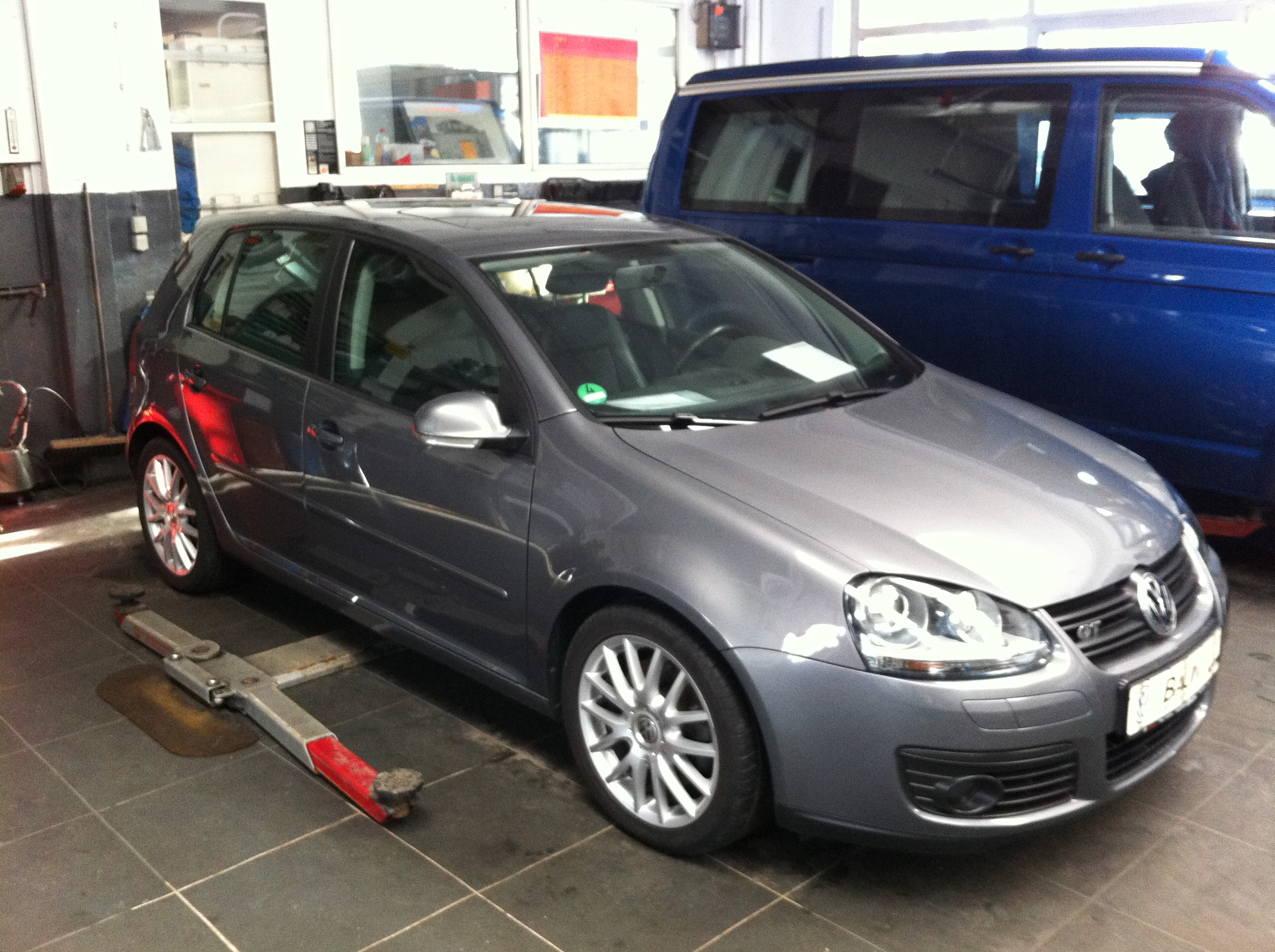 VW Golf GT 1.4 TSI photo 09