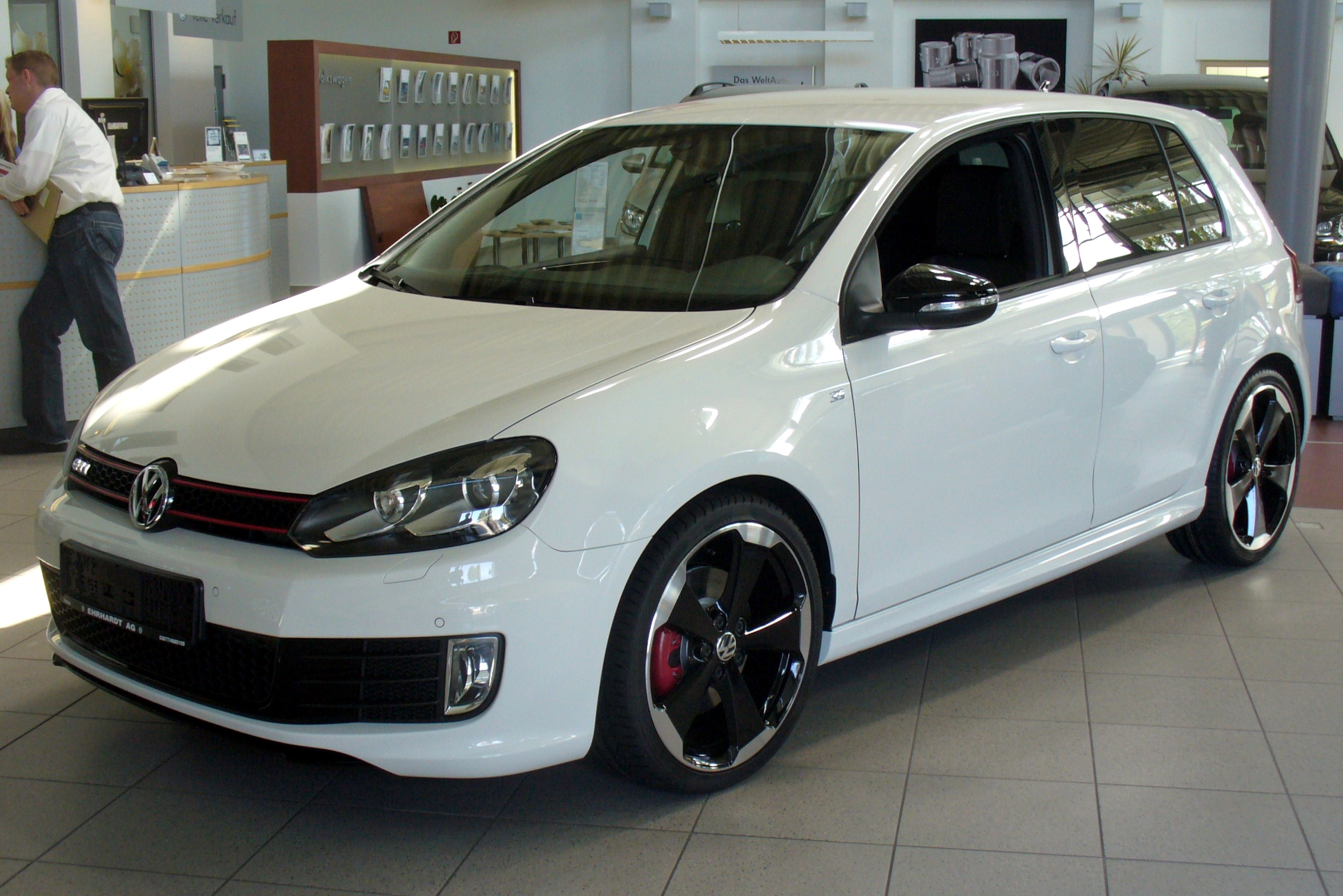 vw golf gti edition 35 history photos on better parts ltd. Black Bedroom Furniture Sets. Home Design Ideas