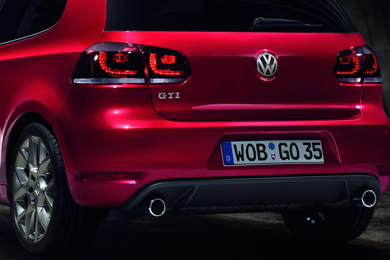 VW Golf GTI Edition 35 image #8