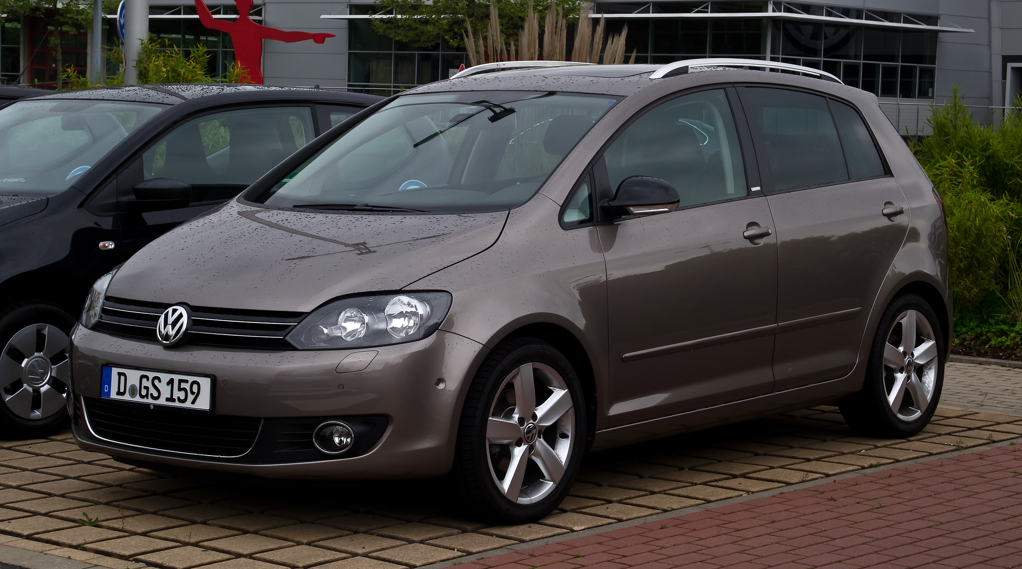 VW Golf Plus 1.2 TSI photo 04