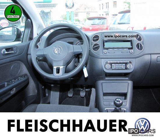VW Golf Plus 1.2 TSI photo 08