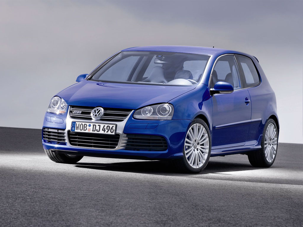 VW Golf R32 photo 05