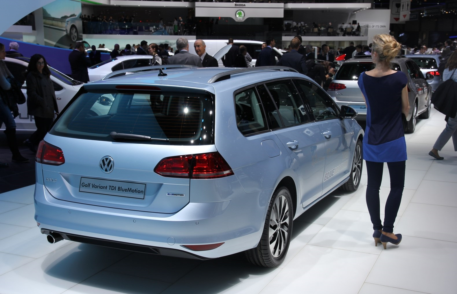 VW Golf Variant image #8