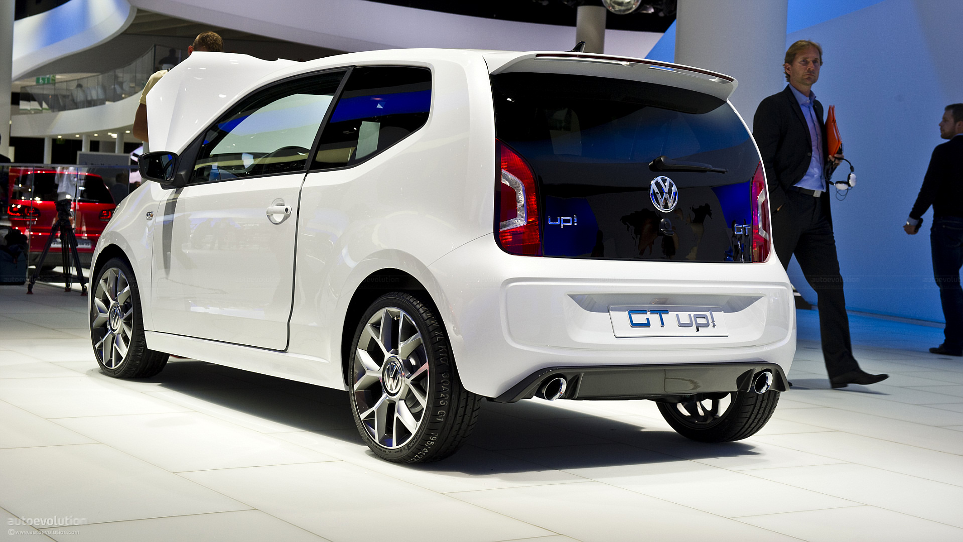 VW GT up! photo 03