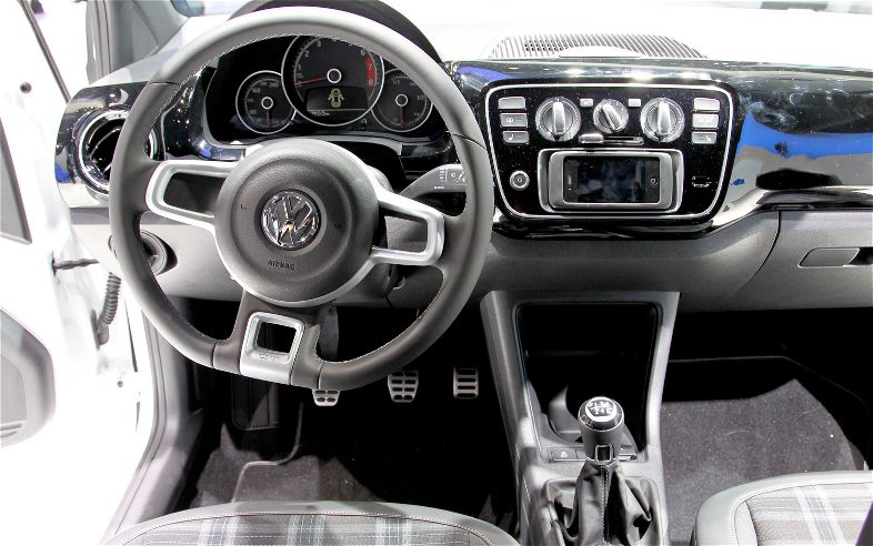 VW GT up! photo 05