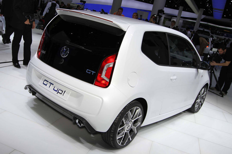 VW GT up! photo 09