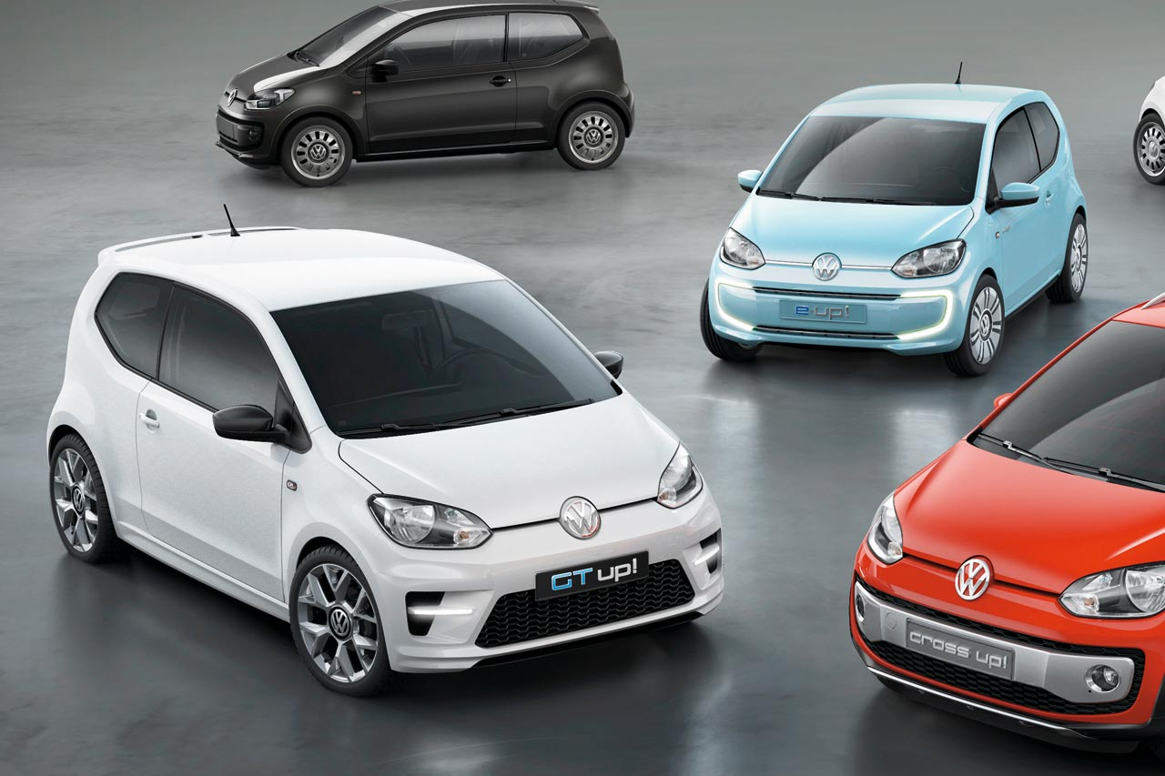 VW GT up! photo 17