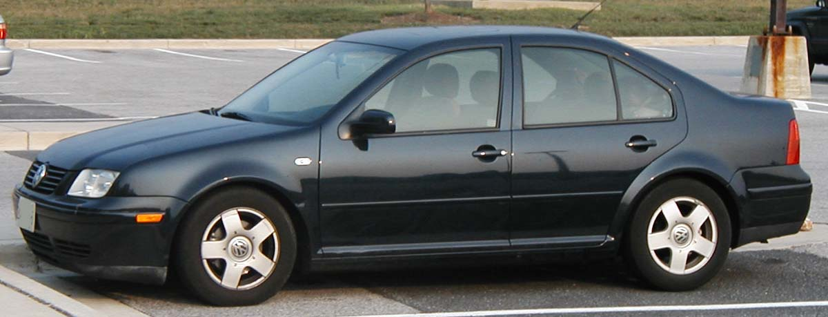VW Jetta photo 12