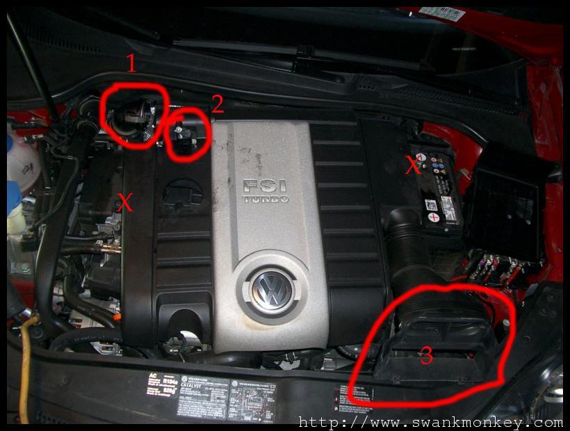 Vw Jetta 2 0 Fsi Technical Details History Photos On