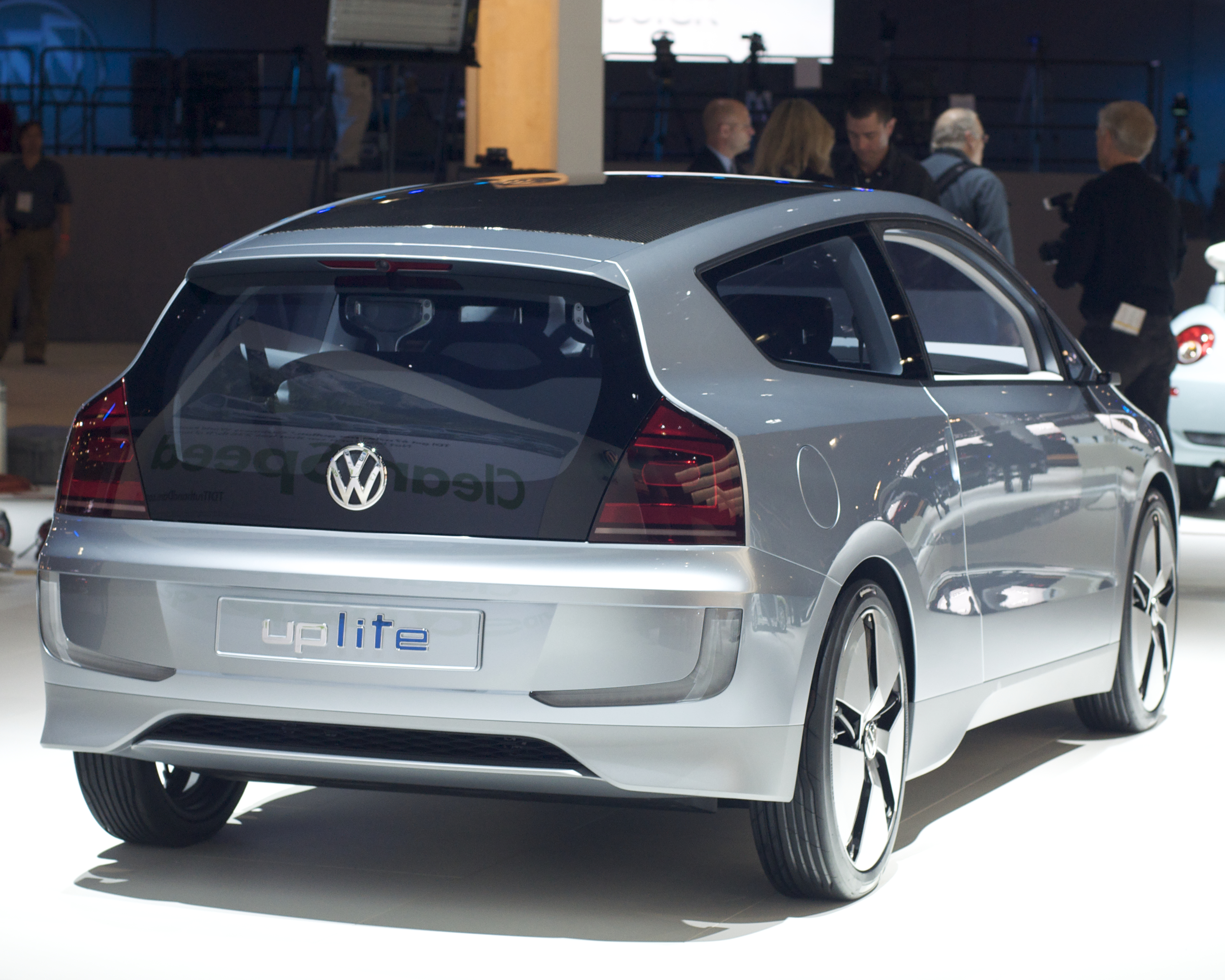 VW lite up! photo 02