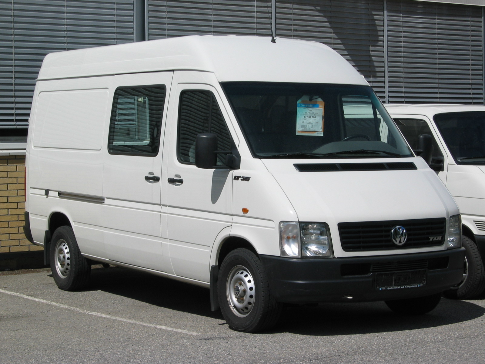 VW LT 1 photo 02