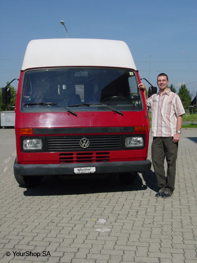 VW LT 1 photo 06
