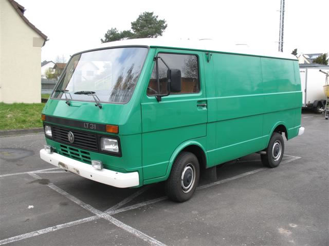 VW LT 1 photo 08