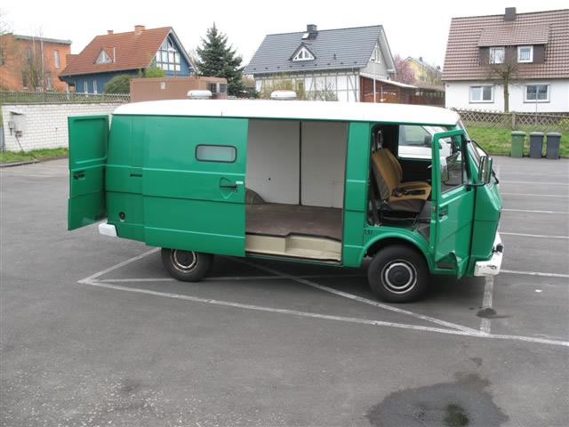 VW LT 1 photo 12