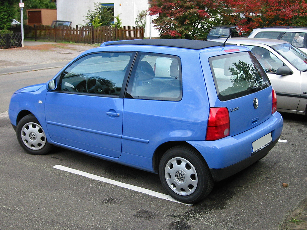 VW Lupo photo 07
