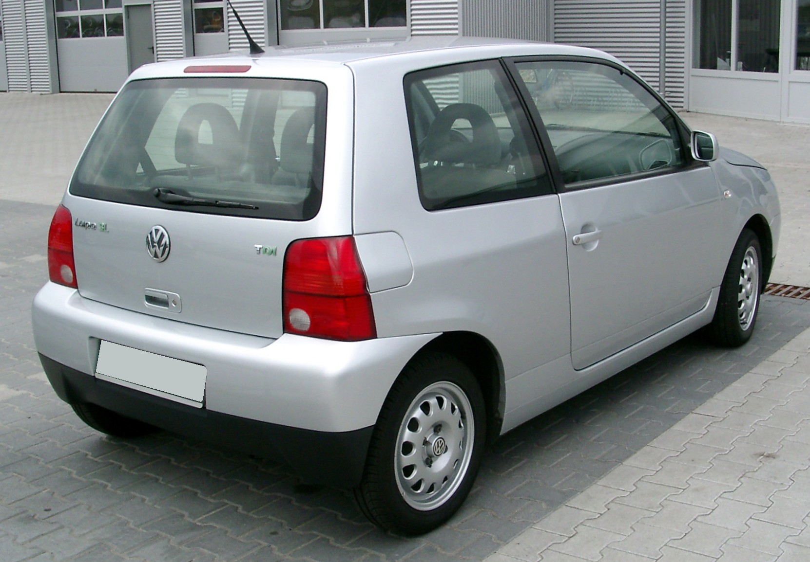 VW Lupo photo 10