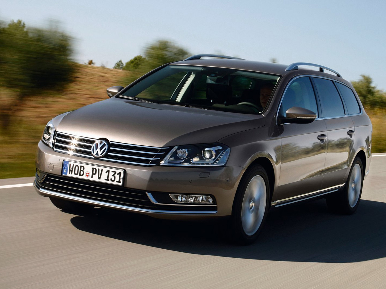VW Passat 4Motion photo 06