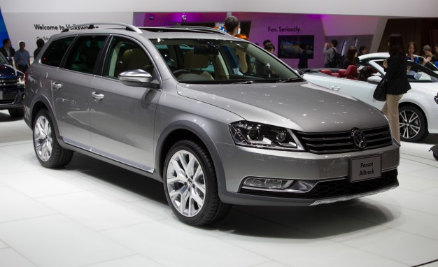 VW Passat Alltrack photo 07