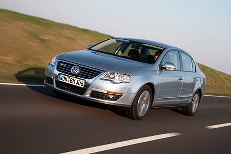 VW Passat BlueMotion image #10