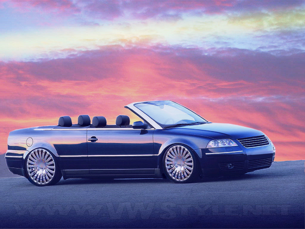 VW Passat Cabrio photo 04