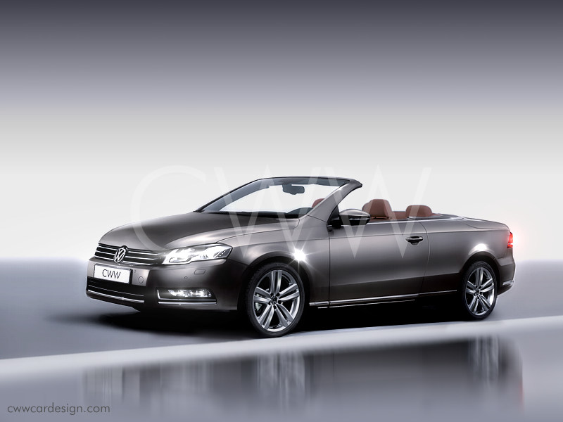 VW Passat Cabrio photo 05