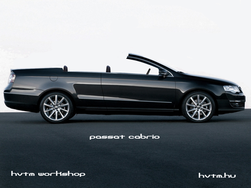 VW Passat Cabrio photo 06